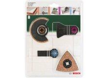 Набор оснастки Bosch 2609256978 4 предмета