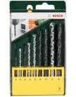 Набор оснастки Bosch 2607019443 9 предметов