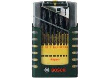 Набор сверел по металлу Bosch 2607017151 19 предметов
