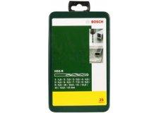 Набор оснастки Bosch 2607019446 25 предметов