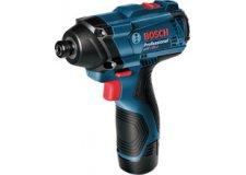 Ударный гайковерт Bosch GDR 120-LI Professional [06019F0000] SOLO (без АКБ и ЗУ)