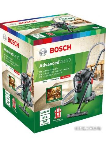 Пылесос Bosch AdvancedVac 20 [06033D1200]