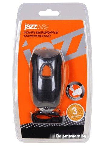 Фонарь JAZZway DS2-L03-ACCU