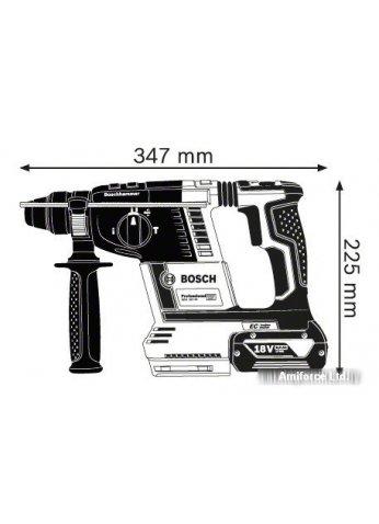 Перфоратор Bosch GBH 18V-26 Professional [0611909000] (Г Е Р М А Н И Я) (SOLO без АКБ и ЗУ)