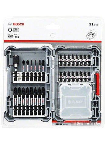 Набор бит Bosch 2608522366 (31 предмет)