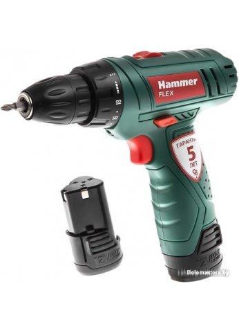 Дрель-шуруповерт Hammer ACD12/2LE 101-053
