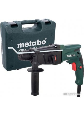 Перфоратор Metabo KHE 2444 606154510 (кейс)