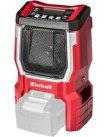 Радиоприемник Einhell TE-CR 18 Li Solo