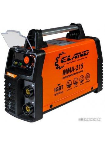 Сварочный инвертор ELAND MMA-215