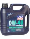 Моторное масло Liqui Moly Synthoil Energy 0W-40 5л