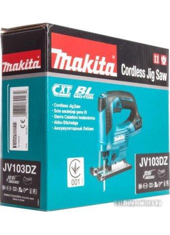 Электролобзик Makita JV103DZ (без АКБ)