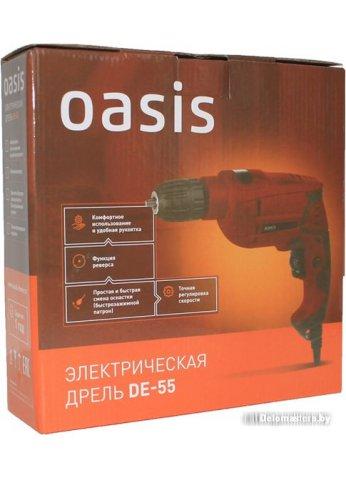 Безударная дрель Oasis DE-55