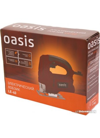 Электролобзик Oasis LE-40