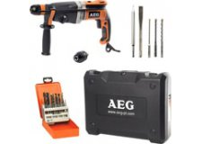 Перфоратор AEG KH 28 Super XEK KIT4 4935464151