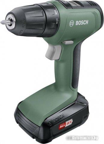 Дрель-шуруповерт Bosch UniversalDrill 18 06039C8001 (с 1-им АКБ)