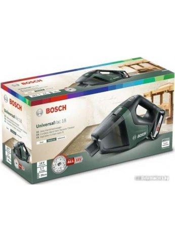 Пылесос Bosch UniversalVac 18 (1 аккумулятор) 06033B9101
