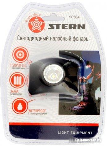 Фонарь Stern 90564 (черный)