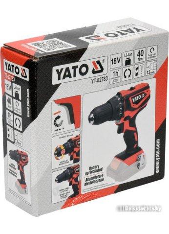 Дрель-шуруповерт Yato YT-82783 (без АКБ)