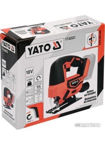 Электролобзик Yato YT-82823 (без АКБ)