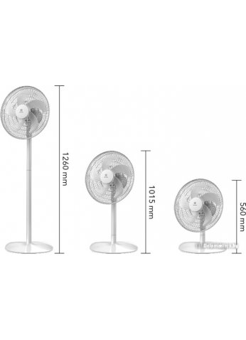 Вентилятор Electrolux EFF-1005