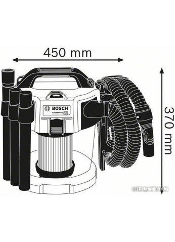 Пылесос Bosch GAS 18V-10 L Professional (без АКБ и ЗУ) SOLO (06019C6300)