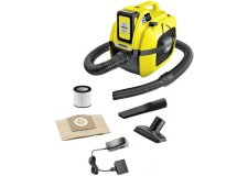Пылесос Karcher WD 1 Compact Battery 1.198-301.0