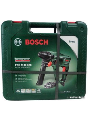Перфоратор Bosch PBH 2100 SRE (06033A9321)