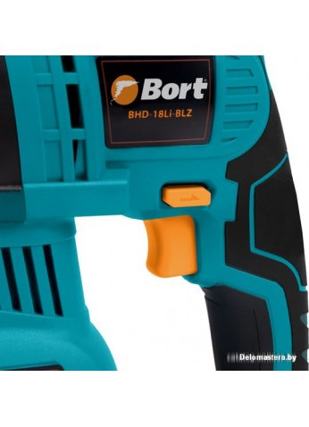 Перфоратор Bort BHD-18LI-BLZ 93410129 (с 2-мя АКБ, кейс)