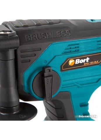 Перфоратор Bort BHD-18X-BLK 93410235 (с 2-мя АКБ, кейс)