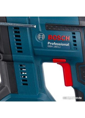 Перфоратор Bosch GBH 180-LI Professional 0611911122 (с 1-им АКБ, кейс)