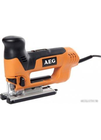 Электролобзик AEG ST 800 XE