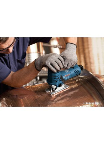 Электролобзик Bosch GST 25 Metal Professional (0601516000)