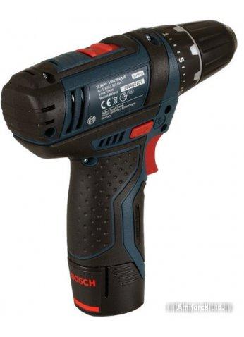 Дрель-шуруповерт Bosch GSR 12V-15 Professional (0601868107)