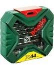 Универсальный набор инструментов Bosch X-Line Multi 2607010609 44 предмета