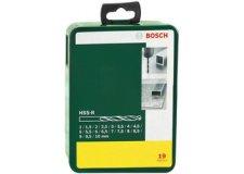 Набор сверел по металлу Bosch 2607019435 19 предметов