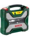 Универсальный набор инструментов Bosch Titanium X-Line 2607019326 54 предмета