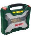 Универсальный набор инструментов Bosch Titanium X-Line 2607019330 100 предметов