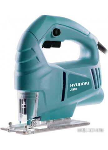 Электролобзик Hyundai J 500