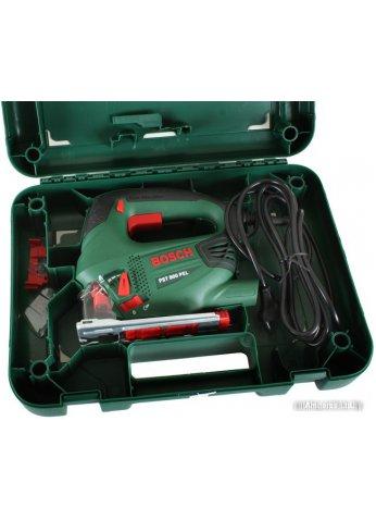 Электролобзик Bosch PST 800 PEL (06033A0101) ВЕНГРИЯ (11 пилок)