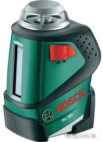 Лазерный нивелир Bosch PLL 360 (0603663020)