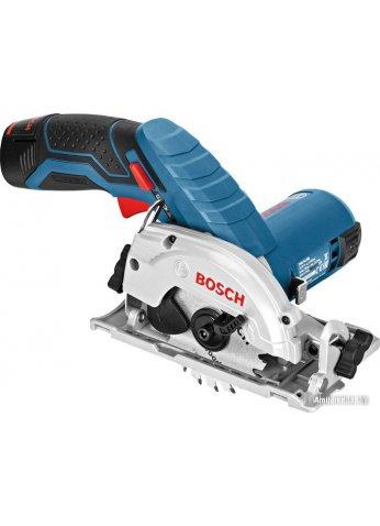 Дисковая пила Bosch GKS 12V-26 (06016A1000) (2 АКБ 2,0Ач)