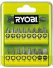 Набор бит RYOBI RAK17SD 17 предметов