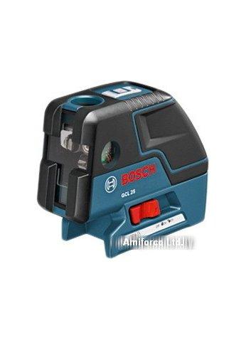 Лазерный нивелир Bosch GCL 25 [0601066B02]
