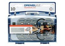 Набор оснастки Dremel SC690 EZ SpeedClic 11 предметов [2615S690JA]