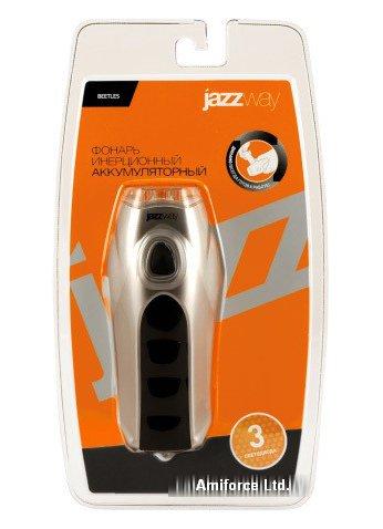 Фонарь JAZZway DS1-L03-ACCU