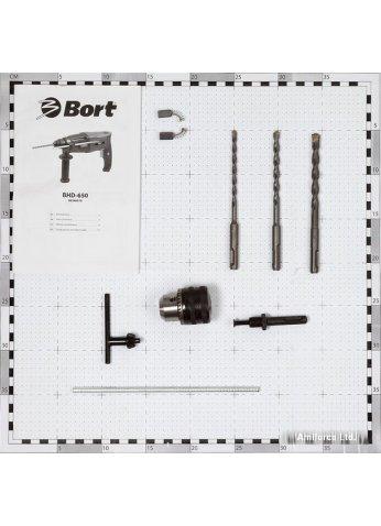 Перфоратор Bort BHD-650