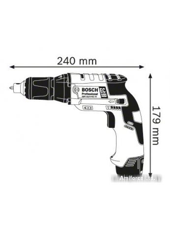 Шуруповерт Bosch GTB 12V-11 Professional [06019E4000]