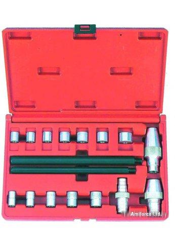 Набор инструментов Force 917T2 17 предметов