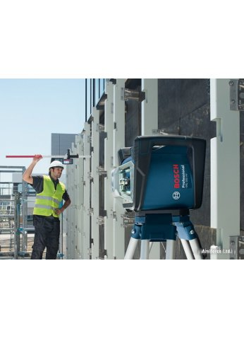 Лазерный нивелир Bosch GRL 500 HV + LR 50 Professional [0601061B00]