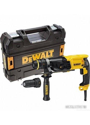 Перфоратор DeWalt D25144K